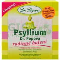 Psyllium indická rozpustná vlákn.500g+Dárek zdarma