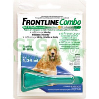 Frontline Combo Spot on Dog M 1 pipeta 1.34ml