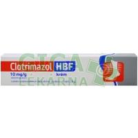 Clotrimazol HBF krém 20g