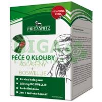 Priessnitz Kolageny+Boswellie péče o klouby tbl.90