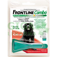 Frontline Combo Spot on Dog XL 1 pipeta 4.02ml