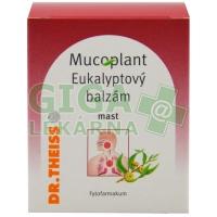 Mucoplant Eukalyptový balzám 20g