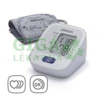 Tonometr OMRON M2 30 Pam.+kontrola utažení manžety