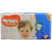 Huggies Ultra Comfort Jumbo 4 8-14kg 54ks