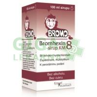 Bromhexin 8KM sirup 100ml