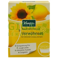 Kneipp Set solí do koupele 4x60g