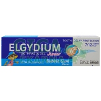 ELGYDIUM JUNIOR gel.zub.pas.s fluor.7-12 let 50ml