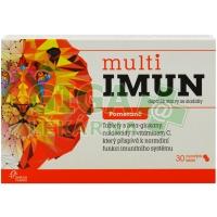 Multiimun tablety 30 pomeranč