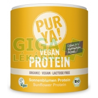 PURYA! Bio Vegan Slunečnicový protein 250g