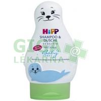 HiPP BABYSANFT Šampon Vlasy a tělo 200ml