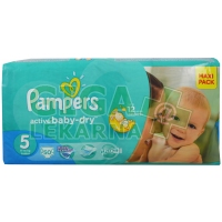 PAMPERS Active Baby VPP Junior 11-18kg 50ks