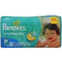 PAMPERS Active Baby VVP Maxi Plus 9-16kg 53ks