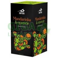 Santée čaj Mandarinka  opuncie n.s. 20x2.5g