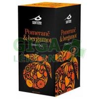 Santée čaj Černý čaj pomeranč bergamot 20x1.75g