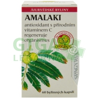 Amalaki - antioxidant přírodní vitamín C 60 kapslí