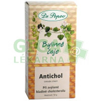 Čaj Antichol Dr.Popov 50g