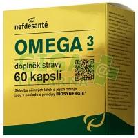 Nefdesanté Omega 3 60 kapslí