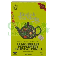 English Tea Shop Bio Lemon.Pepper.tropický punč Čaj 20s.
