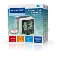 DIAGNOSTIC automat.zápěstní tlakoměr DR-505 IHB+