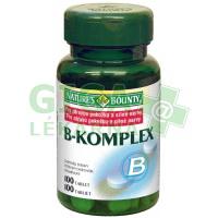 Natures Bounty B-Komplex 100 tablet