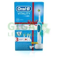Oral-B El.kart.Vitality 3DWhite +2x náhr.hl.3D Wh.