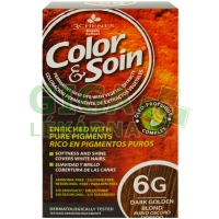Color & Soin 6G - Tmavá zlatá blond 135ml