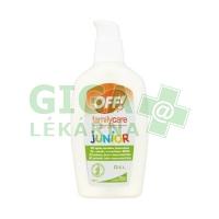 OFF Family Care Junior gel 100ml