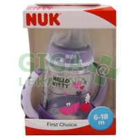 NUK FC láhev učen.PP HELLO KITTY 150ml SI 743611