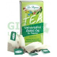 Čaj univerzální čistící 20x1,5g Dr.Popov