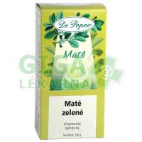 Čaj Zelené maté 100g Dr.Popov