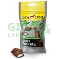 Gimdog Nutri pockets Shiny 45g