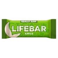 Lifefood Lifebar tyčinka BIO jablečná 47g