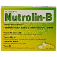 Nutrolin-B 20 kapslí