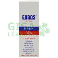 EUBOS UREA 10% krém na nohy 100ml
