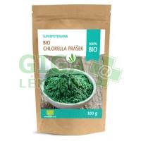 Allnature Chlorella prášek BIO 100g