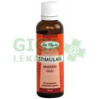 Stimulan-masážní olej 50g Dr.Popov