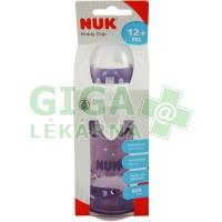 NUK FC Kiddy Cup Děts.láhev 12m+ 300ml SI 10255234