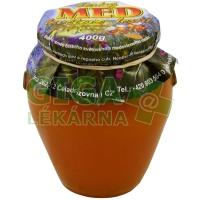 Med smíšený květovo lesní 400g Jankar Profi