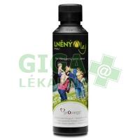 Bio lněný olej pravý 250ml