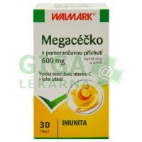 Walmark Megacéčko pomeranč 600mg 30 tablet