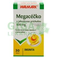 Walmark Megacéčko jahoda 600mg 30 tablet