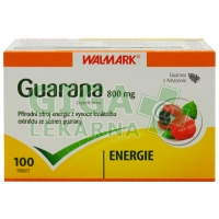 Walmark Guarana 800mg 100 tablet