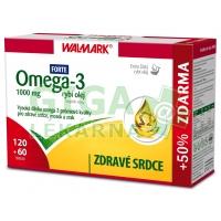 Walmark Omega 3 Forte 120+60 tobolek