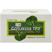 Gotu Kola čaj nálevové sáčky 25x1.5g