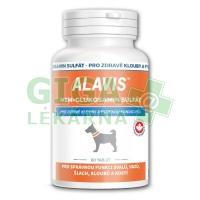 Alavis MSM+Glukosamin sulfát pro psy 60 tablet