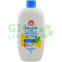 Johnsons Baby koupel Pure Protect 500ml