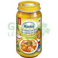 Hami příkrm ragů,zelenina,kuře a špenát 250g