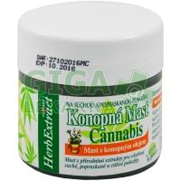 Cannabis mast s konopným olejem 150ml