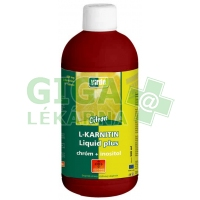 Karnitin Liquid Plus 500ml Virde