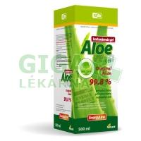 Aloe vera gel - přírodní šťáva 500ml Virde